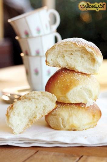 به جای هله هوله در کیف بچه ها ، این نان خوشمزه را درست کنید +عکس