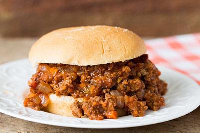 روشی جدید برای پخت همبرگر گوشت به سبک خانگی!+عکس