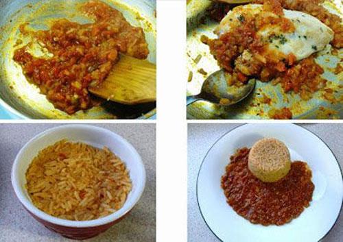 تا حالا غذای افریقایی خورده اید؟ +عکس