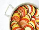 طرز تهیه راتاتوی ( غذای گیاهخواران )