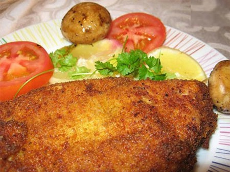 یک کتلت متفاوت و خوشمزه با مرغ و هویج!+عکس