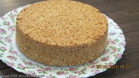این کیک برای میان وعده دانش اموزان بسیار مقوی است!+عکس