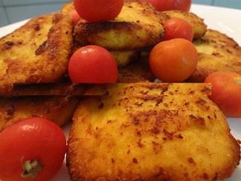 طرز تهیه ناگت مرغ، غذای محبوب بچه ها! +عکس