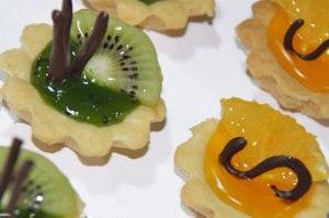 طرز تهیه تارت میوه ای برای نوروز +عکس
