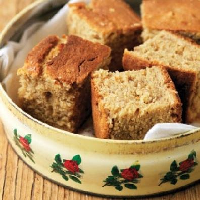 کیک صبحانه تابه ای بدون نیاز به فر!+عکس