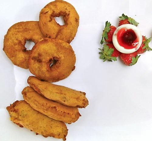 بِنیه سیب و موز؛ صبحانه پرانرژی برای کودکان!+عکس