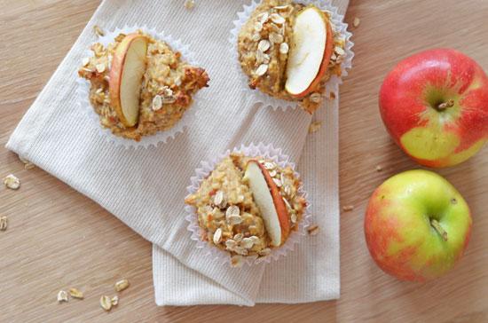 مافین سیب را به سبک آمریکایی ها درست کنید +عکس
