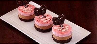 موس سه لایه شکلات و گیلاس با دستوری آسان و لذیذ! +عکس