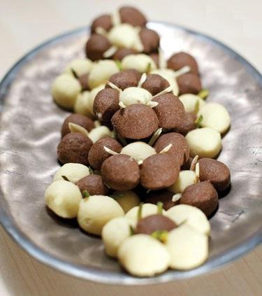 اگر می خواهید یک شیرینی ساده و متفاوت درست کنید!+عکس