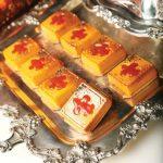 اردور ژلاتینی با بیسکویت ترد، پیش غذایی فوق العاده +عکس