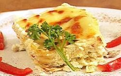 لازانیای مرغ ، غذایی بسیار لذیذ برای شبهای عید +عکس