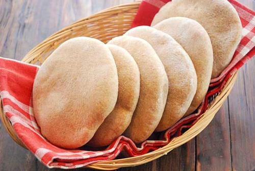 نانهای پف پفیِ خاورمیانه +عکس