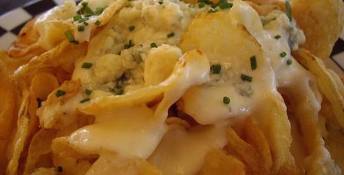 چیپس و پنیر میان وعده ای سریع و لذیذ! +عکس