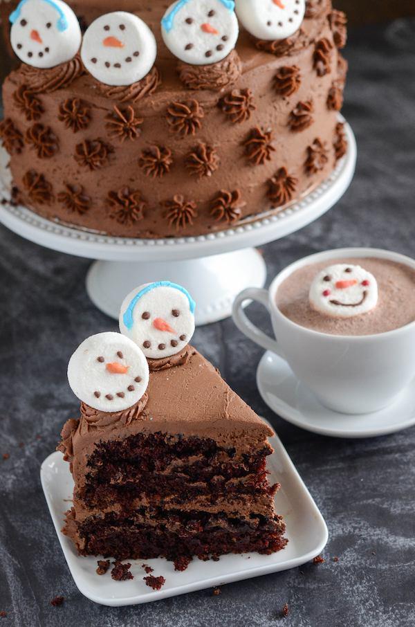 کیک شکلاتی!+عکس
