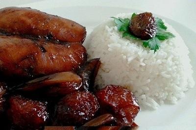 طرزتهیه یک خوراک عالی با مرغ!+عکس