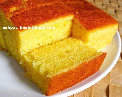 کیک ماست بسیار خوشمزه و متفاوت! +عکس