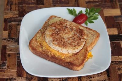 با تخم مرغ یک پیش غذای شیک و فوری تهیه کنید!+عکس