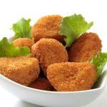 ناگت مرغ را خانگی تهیه کنید!+عکس