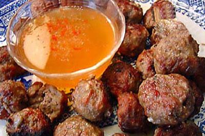 قلقلی کبابی یه غذای سریع و خوشمزه! +عکس