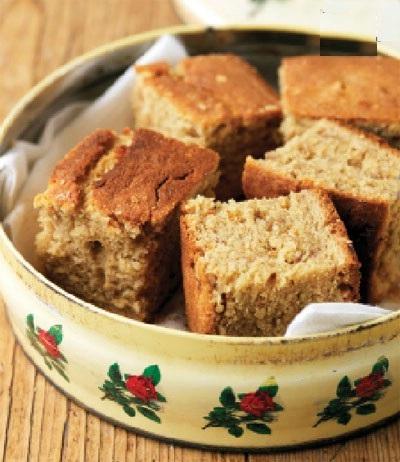 کیک صبحانه تابه ای سریع و خوشمزه!+عکس