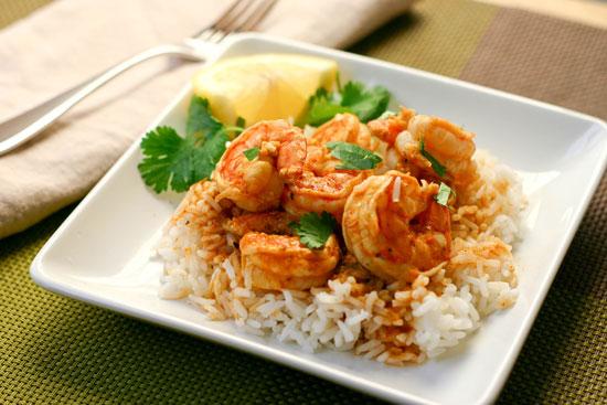 میگو پلو، غذای لذیذ جنوبی ها! +عکس