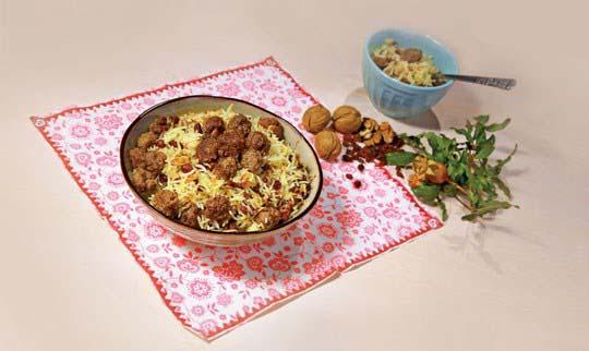 قنبر پلو، غذای سنتی برای عاشقان آشپزی ایرانی +عکس