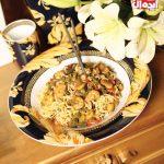 طرز تهیه دو نوع غذا با «میگو و نودل» +تصاویر