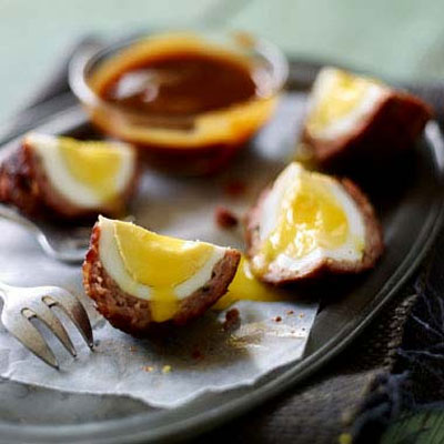 تخم مرغی متفاوت مخصوص صبحانه!+عکس
