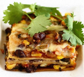 دستور پخت لازانیای مکزیکی فوق العاده +عکس
