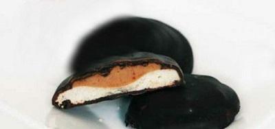 شیرینی مغزدار شکلاتی ۳رنگ، زیبا و لذیذ مخصوص نوروز!+عکس