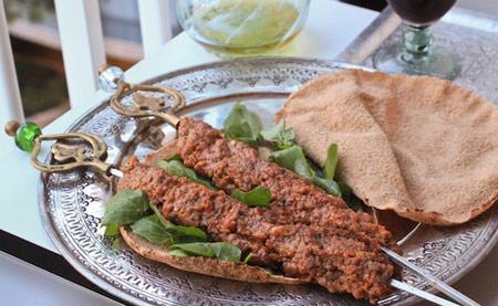 طرز تهیه کباب موهامورا, غذای لبنانی بسیار لذیذ! +عکس