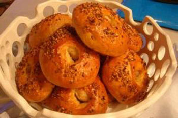 طرز تهیه یک نان کاملا رژیمی و خوشمزه! +عکس