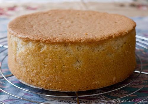 دستور آسام برای کیک ساده خانگی!+عکس