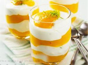 این بستنی عسلی انبه فوق العاده را در منزل تهیه کنید!+عکس