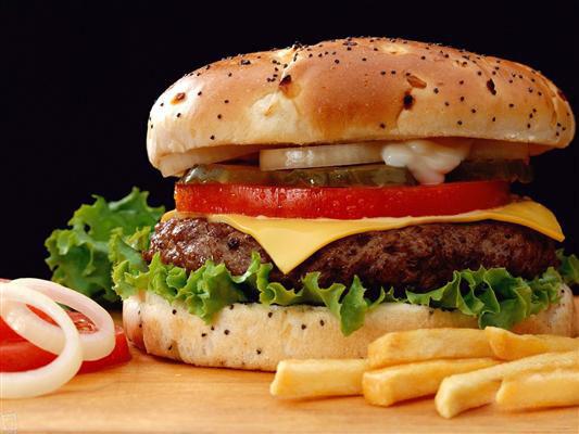 بهترین و کامل ترین دستور تهیه همبرگر مخصوص +عکس