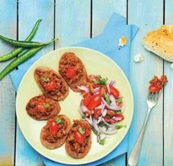 چامپای گوشت غذای هندی بسیار خوشمزه! +عکس