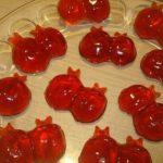 پاستیل های اناری برای شب یلدای کودکان!+عکس