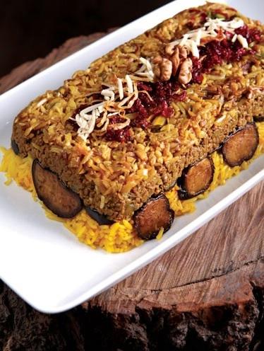 مقلوبه پلـو، خوشمزهترین غذای ترکیهای!+عکس