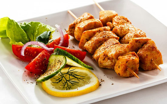 طرز تهیه کوبیده مرغ با طعمی کاملا متفاوت! +عکس