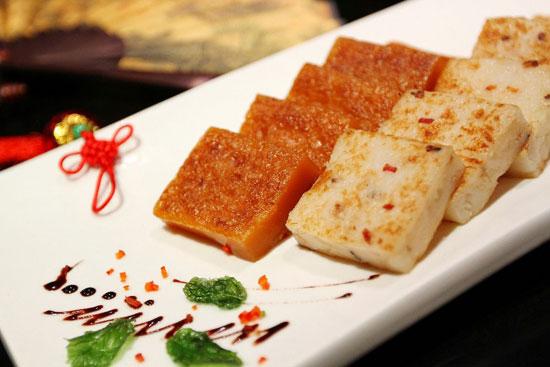 طرز تهیه کیک برنجی مخصوص کُره ای با بادام هندی!+عکس
