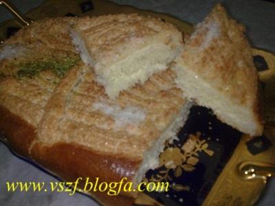 نان نارگیلی بسیار مقوی و لذیذ!+عکس