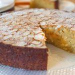 طرز تهیه کیک بادام با شربت عسل +عکس