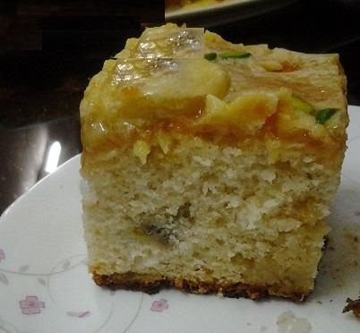 کیک نرم و خوش عطر موزی را اینگونه تهیه کنید!+عکس