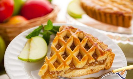 طرز تهیه آسان شیرینی خوشمزه پیروک!+عکس