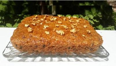 یک کیک آسان و سریع خانگی!+عکس