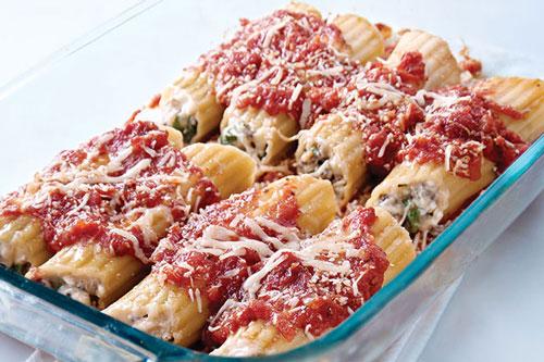 منیکوتی، طعمی جدید و ظاهری متفاوت از یک غذای ایتالیایی +عکس