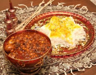 قیمه یزدی غذای سنتی کم نظیر! +عکس