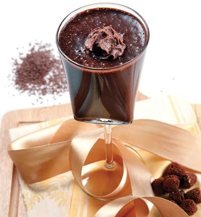 موس شکلات لذیذ به سبک خانگی!+عکس