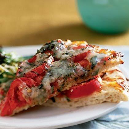 پیتزای سالم و کم کالری یعنی این!+عکس