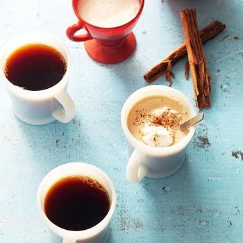 قهوه با طعم دارچین!+عکس